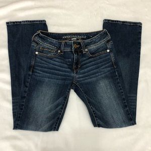 American Eagle jeans size 2